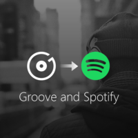 Groove to Spotify