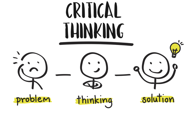 the manager as a critical thinker Critical thinking is an important skill for business success, but many employees, and even leaders, lack it here's how to get better at it.