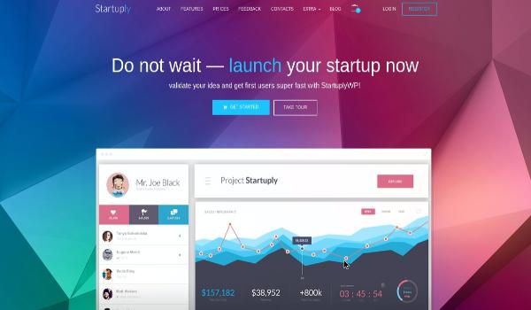 Website Management Platform
