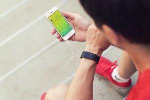 fitness app battery