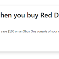 Save 100 dollars on xbox