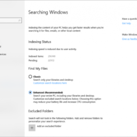 Enhanced Windows Search