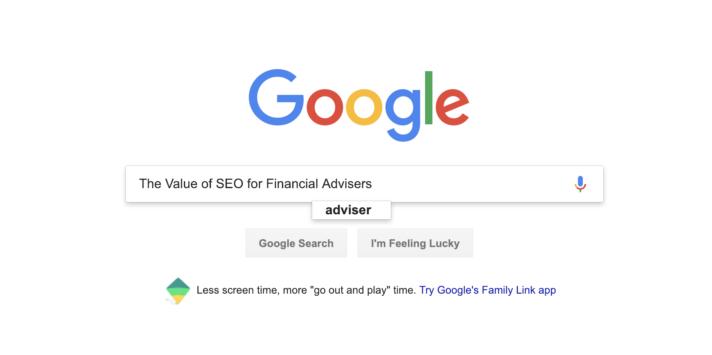 seo advisors