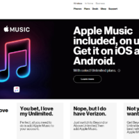 verizon apple music