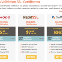 cheap ssl certs